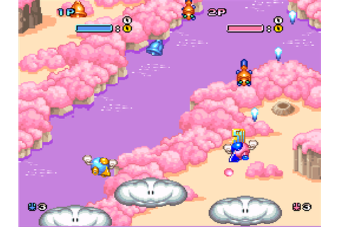 Pop'n Twinbee Download Game | GameFabrique