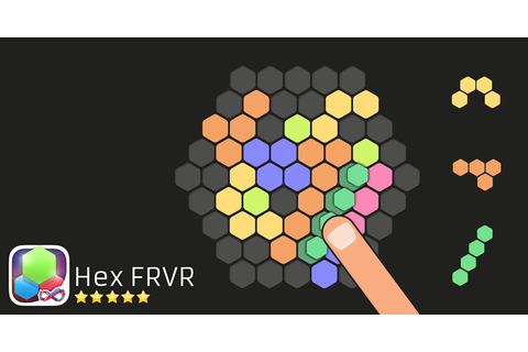 Play Hex FRVR - Free Hexagon Puzzle