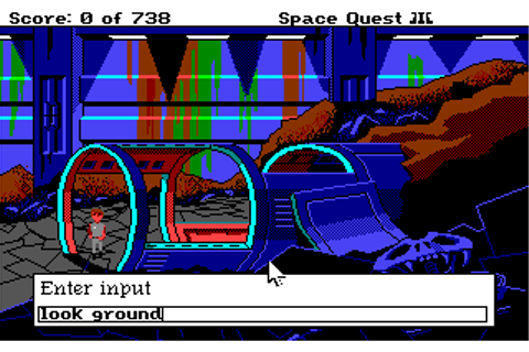 Space Quest III: The Pirates of Pestulon - My Abandonware
