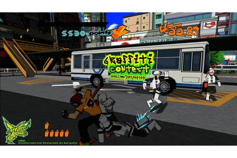 Jet Set Radio Skating to the PC and Consoles This Summer ...