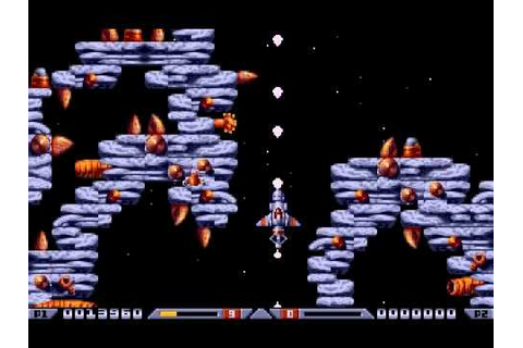 DOS Game: Xenon 2 - Megablast - YouTube