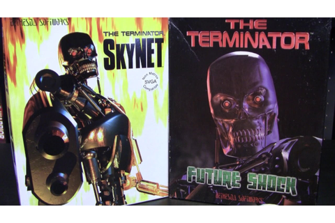 The Terminator: Future Shock & Skynet (PC DOS) - a review ...