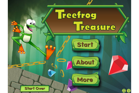 Treefrog Treasure - Brainpop Games