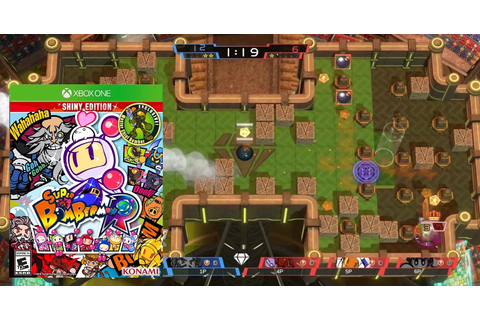 Target.com: Super Bomberman R for Xbox One & PlayStation 4 ...
