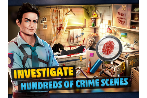 Criminal Case APK Download - Android Adventure Games