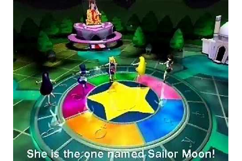 SAILOR MOON ENGLISH OPENING - 3D Adventures of Sailor Moon ...