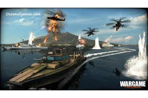 Wargame Red Dragon Free Download - Ocean Of Games