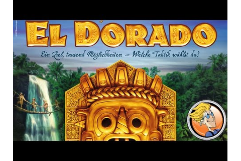El Dorado — game overview at Spielwarenmesse 2017 - YouTube
