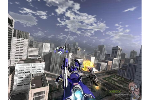 Murakumo: Renegade Mech Pursuit (Original Xbox) Game ...