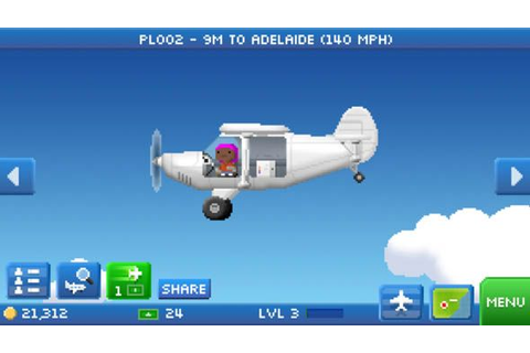 Pocket Planes: A Pixel Perfect Airline Management Sim From ...