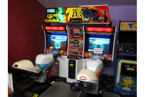 The Holiday Hill Arcade was my childhood hangout each ...