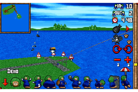 Download Lemmings 3D (a.k.a. 3D Lemmings) puzzle for DOS ...