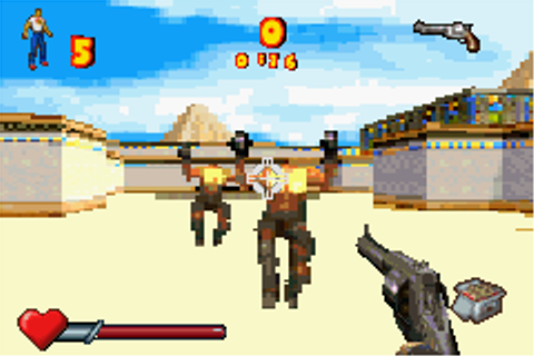 Play Serious Sam Advance Online - Play Game Boy Advance ...