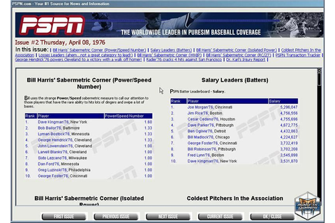 PureSim Baseball 2007 PC Galleries | GameWatcher