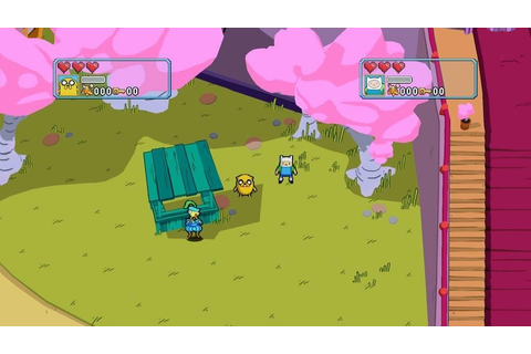 Adventure Time : Explore le Donjon et Pose pas de Question ...