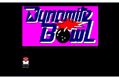 Download Dynamite Bowl - My Abandonware