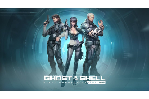 Ghost in the Shell Online Debut Trailer Nexon X Neople ...