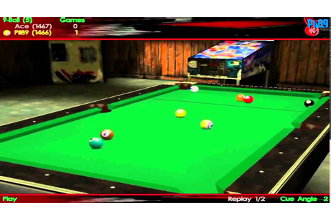 Virtual Pool 3 Gameplay | 9Ball (PC HD) - YouTube