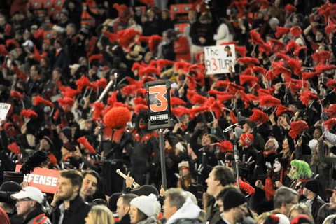 "UGA Sets ""Black Out"" and ""Red Out"" Games in 2015"