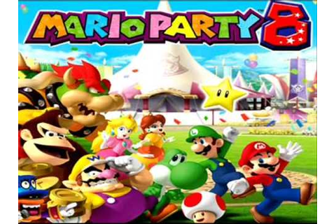 Mario Party 8: Pick the Rules - YouTube