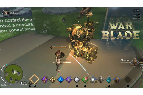 War Blade 逆刃 Steam - Early Access New Update First Win Xie ...