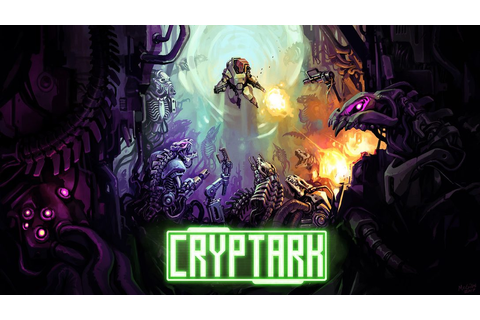 Cryptark Launches June 27 on PS4 – PlayStation.Blog