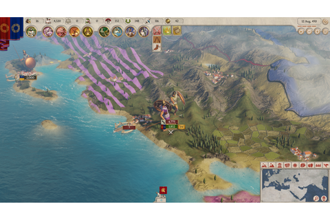 Going to war in Imperator: Rome means convincing the ...