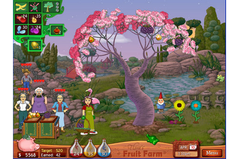 Floras Fruit Farm Game PC Free Download