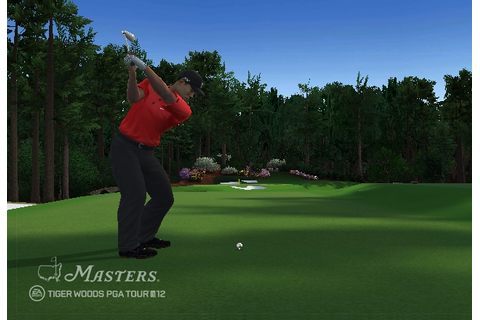 Tiger Woods PGA Tour 12: The Masters Screenshots - Video ...