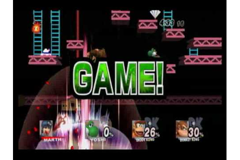 Game Over: Super Smash Brothers Brawl - YouTube