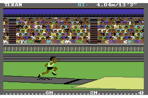 HES Games (1984) C64 game