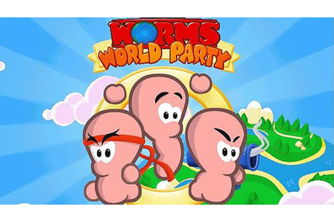 Worms World Party med Loffmaster & italkwho! - YouTube