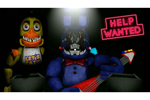 FNAF VR Help Wanted (PC Fangame) - YouTube