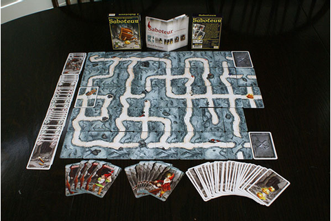Saboteur | Team Board Game