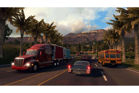 American Truck Simulator PC Game Download