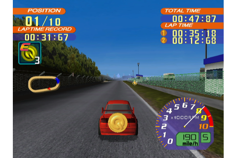 Road Trip: The Arcade Edition Screenshots for GameCube ...