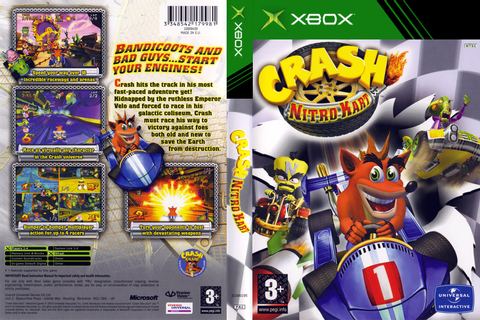Crash Nitro Kart ~ 360 Games and Tutos
