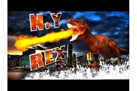 T REX GAMES FOR KIDS: NY Rex (New York) with Songs for ...