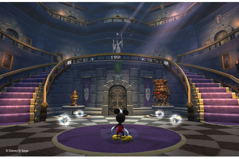 [VIDEO GAME REVIEW] Disney's Castle of Illusion HD ...