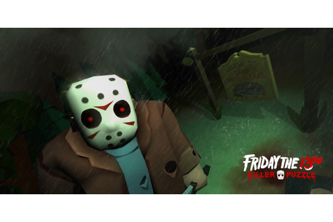 Friday the 13th: Killer Puzzle Launches on iOS, Android ...
