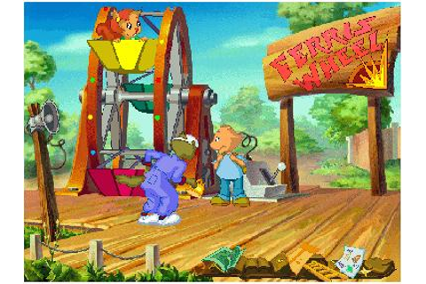 Gregory and The Hot Air Balloon PC CD Help Collect Items ...