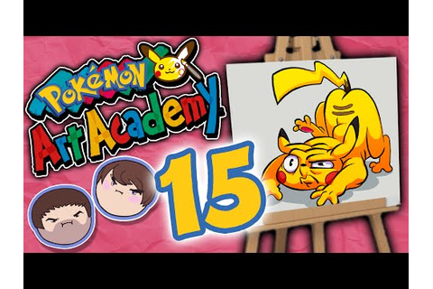 Pokemon Art Academy Walkthrough - Good Grief - PART 11 ...