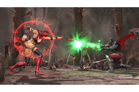 Mortal Kombat Shaolin Monks Download Fully Full Version PC ...