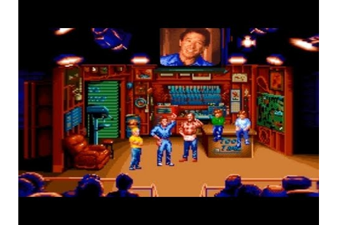 Home Improvement: Power Tool Pursuit! (SNES) Playthrough ...