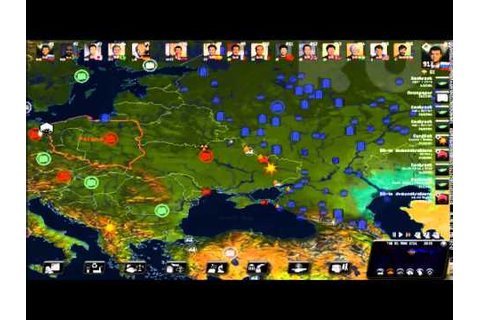 Rulers Of Nations Geopolitical Simulator 2 Part2 FR - YouTube