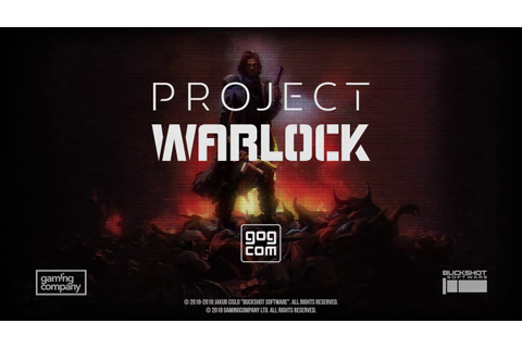 Project Warlock Launch Trailer - YouTube