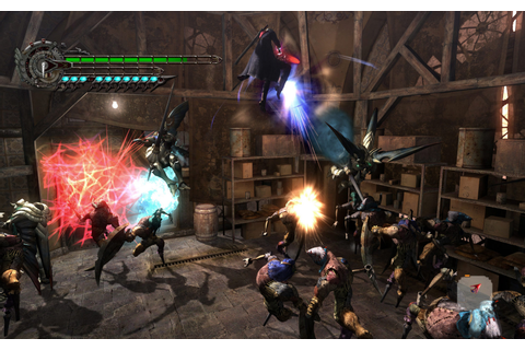 Download Devil May Cry 4 Full PC Game