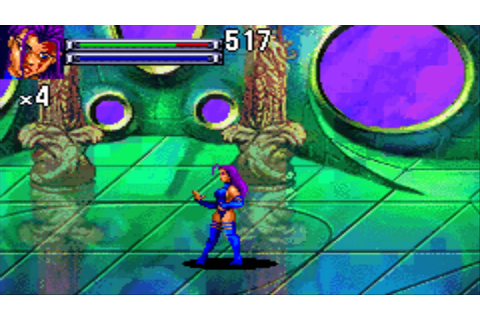 [GBA] X-Men: Reign of Apocalypse (RUS) Прохождение ...