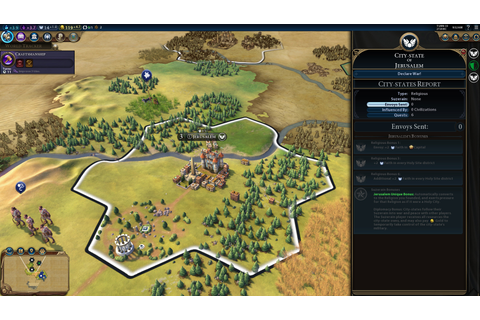 Sid Meier's Civilization VI :: Civilization VI: Envoys and ...