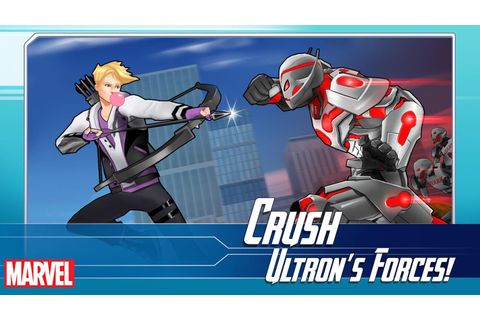 MARVEL Avengers Academy APK Download - Free Adventure GAME ...